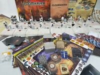 Gloomhaven Board Game Multilisting ALL PARTS + Jaws of The Lion [ENG,2017]