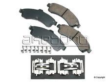 Akebono ProACT Disc Brake Pad fits 2002-2004 Oldsmobile Bravada  MFG NUMBER CATA