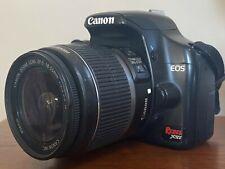 Canon EOS Rebel XSi (450D) 12.2MP Digital SLR Camera
