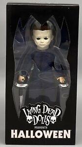 Mezco Toyz Living Dead Dolls Presents - HALLOWEEN MICHAEL MYERS Doll -New in box