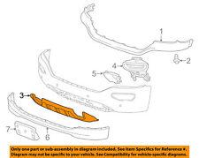 2016-2018 GMC Sierra 1500 Denali Lower Skid Plate 23243492 Chrome Genuine OEM GM