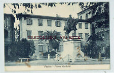 PISTOIA - PIAZZA GARIBALDI