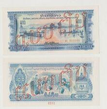 LAOS  P 23   SPECIMEN  100 KIP 1968  PATHET LAO  AU/UNC