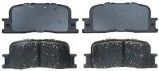 Ceramic Disc Brake Pad fits 2001-2006 Toyota Camry Highlander  ACDELCO PROFESSIO