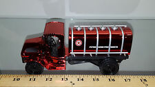 1/32 ERTL BANK TEXACO #24 IN SERIES 1918 MACK AC TANKER SPEICAL RED CHROME ED.