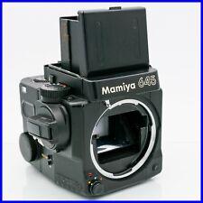 MAMIYA M645 SUPER BODY 120mm film camera medium format vintage 6x6