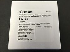 Canon Lens Hood EW-53 0579C001 EF-M 15-45mm F3.5-6.3 IS STM from JAPAN