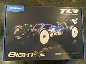TLR - TEAM LOSI RACING 8IGHT-XE 4WD Electric Buggy Race Kit (1/8 Scale) - NIB!!