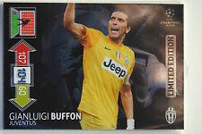 Gianluigi Buffon Limited Edition - Panini Adrenalyn XL Champions League 2012/13