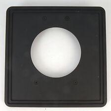 Linhof lens board Objektivplatten  Für Arca Swiss 4x5 Camera Kamera zubehör