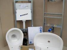 Vorwandelement  m. Geberit UP , Wand - WC  ,Waschtisch