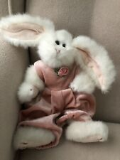 Vintage 1993 TY SARA Attic Treasures Collection Bunny Plush no tags