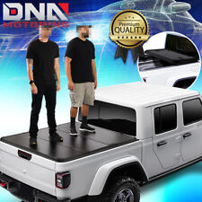 FOR 2020 JEEP GLADIATOR JT PICKUP BED TOP HARD FOLDING TRI-FOLD TONNEAU COVER