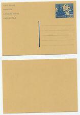 22641 - Schweiz - Ganzsache - Postkarte - ungelaufen