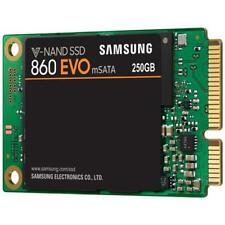 SAMSUNG SSD 250 GB Serie 860 EVO mSATA Interfaccia Sata III 6 Gb / s Stand Alone