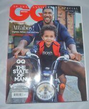 UK Mens British GQ Magazine December 2018 - Anthony Joshua Brand New