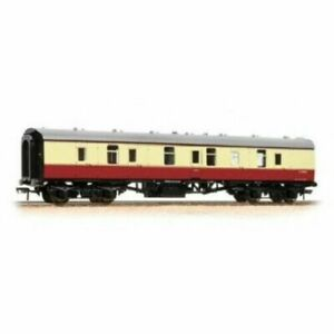 Bachmann 39-177C BR Mk1 BG Full Brake Crimson & Cream 00 Gauge T48 Post