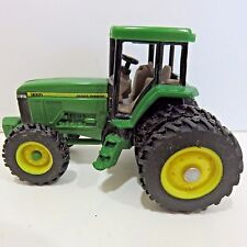 John Deer Diecast 7710 Tractor Q Series, #1681Q, 4 Rear Tires, Used no Box