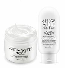 [Secret Key] Snow White Cream 50g + Snow White Milky Pack 200g