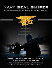 Navy SEAL Sniper:  the Sniper of the 21st Century..DOHERTY..HARDCOVER..LIKE NEW