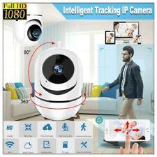 IP Camera 1080P HD Wifi Wireless 360° Surveillance CCTV Camera Baby Monitor Home