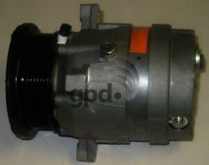 A/C Compressor-New Global 6511333