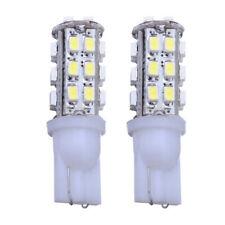 2 x T10 501 W5W 3528 SMD 28 LED night light bulb lamp white Xenon car AUTO R5G8