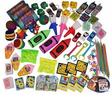 Jumbo Party Favors Pack of Exciting Toys,Prizes and small games beloved by Kids