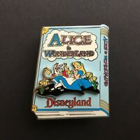 DLR - Alice in Wonderland Storybook 3D - Disney Pin 3580