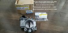 GENUINE MAZDA3 SPEED3 SPEED6 CX-7 2.3 TURBO THROTTLE BODY L3Y1-13-640A NEW!!