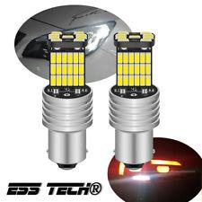 AMPOULE LED 1200LM Canbus 1156 BA15S P21W S25 7506 1200LM 45SMD ESS TECH® Blanc
