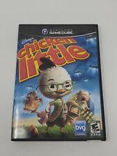 Disney's Chicken Little (Nintendo GameCube, 2005) Complete