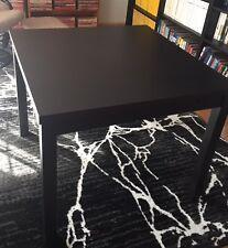 IKEA BJURSTA Extendable Dark Brown Dining Table