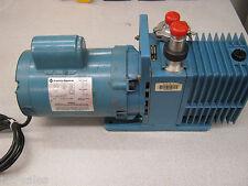 PRECISION VACUUM PUMP DD 90 W/FRANKLIN ELECTRIC MOTOR 1102685403 1/2HP 60/50Hz