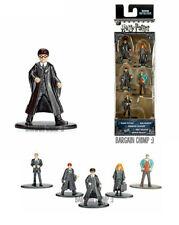 HARRY POTTER Nano Metalfigs Figures Ron Weasley Hermione Granger 5 PACK