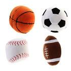 Kids Baby Developmental Plush Sports Ball Beating Toys w/Ring Bell Sound Control