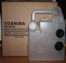 Toshiba tb-3511e 6ag00060 Waste Toner Bag Resttoner récipient e-studio 3511 4511