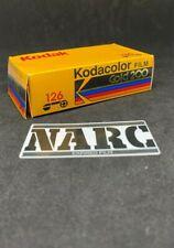 Kodak Gold 200 126 Expired film 12 exp kodak  pocket