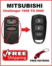Mitsubishi Challenger Keyless Remote Control Fob 1998 1999 2000 2001 2002- 2006