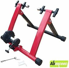 Turbo Trainer Bike Cycle Magnetic Indoor Cycling Foldable Fitness Trainer