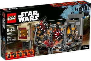 LEGO Star Wars The Force Awakens 75180 Rathtar Escape - (Brand New)