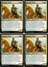4x RENEGADE RALLIER Aether Revolt MTG Gold Creature — Human Warrior Unc