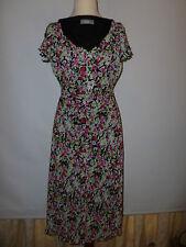 LADIES  WALLIS  TEA DRESS - - SIZE 10