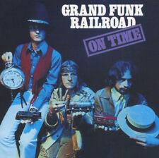 Grand Funk Railroad - On Time CD - SEALED Classic Hard Rock Album