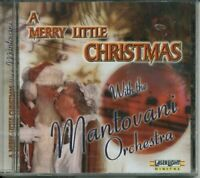 Mantovani & Orchestra - Merry Little Christmas (CD) (2005)