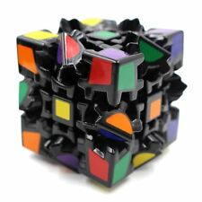 Twisty Puzzle Elstey Magic Combination 3d Gear Cube I Generation Black Painted