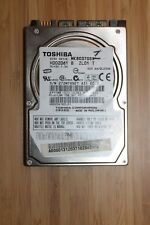 "Toshiba MK8037GSX 80 GB Internal 5400 RPM 2.5"" Laptop HDD Hard Drive HDD2D61"