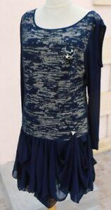 robe * la mode est à vous * LMV taille  42 44  modele facetie NEUF S/ETIQUETTE