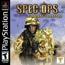 Spec Ops: Airborne Commando PS New Playstation