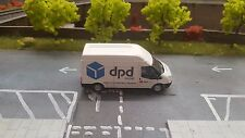 1/76 Code 3 Blue Dpd Oxford Diecast Ford Transit